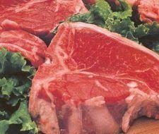 La carne vacuna esta vinculada con los problemas de infertilidad.