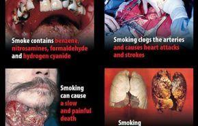 Nuevas imágenes en las cajas de cigarrillos británicos