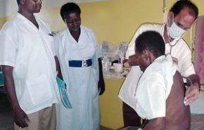 Campaña contra la tuberculosis