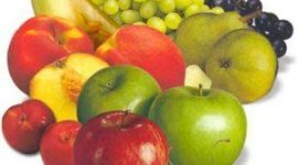 Frutas frenarían crecimiento del cáncer