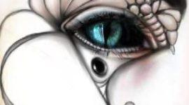 """Ojos """"acuosos"""""""