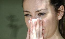 Rinitis alérgica o fiebre del heno