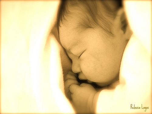 Nace un bebé, nace una mamá / A baby is born, a mom is born por happy-mami.
