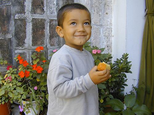 Torta de naranja - Orange cake por mherrero.