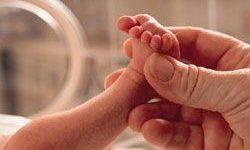Enfermedad a los pulmones afecta más a bebes prematuros