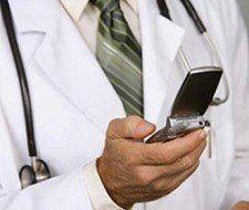 Móviles podrían causar infecciones en hospitales