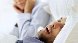 Ronquido: causas, sintomas y tratamiento
