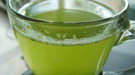 El té verde ayuda a la dentadura