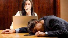 Trabajar durante la noche es dañino para la salud