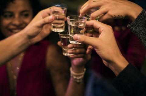 Nuevos desordenes alimenticios drunkorexia