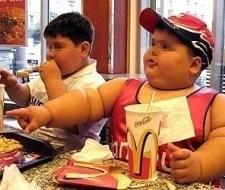 España tiene más niños obesos en todo el mundo
