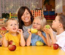 Alimentación infantil en el verano