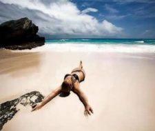 La exposición prolongada al sol provocaría el cáncer de piel