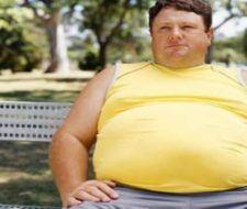 El sobrepeso es malo para las rodillas