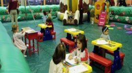 Guarderías no protegerían a niños contra asma y alergias