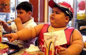 Los niños y su lucha contra la obesidad