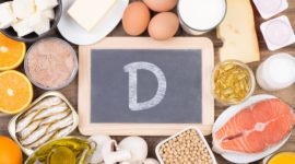 Vitamina D para fortalecer al organismo