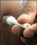 Cómo inyectar sin dolor