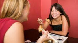 Comer fuera de casa y perder peso