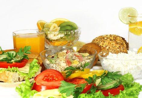 las vitaminas en la alimentación