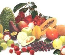 Las propiedades curativas de las frutas