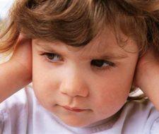Cuando un bebé sufre de otitis