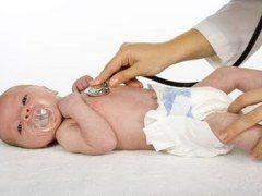 Problemas de salud en los bebés   Cólicos