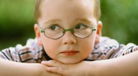 Problemas de visión en los niños