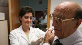 Temporada de invierno eleva el índice de gripe en España