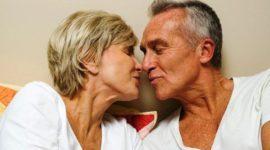 Los riesgos del sexo después de los 50