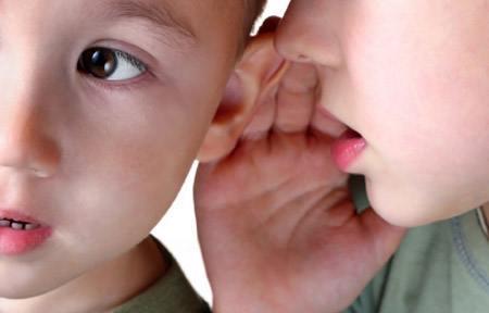 Niños con problemas de lenguaje