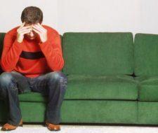 Las personas solitarias toman más antidepresivos