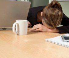 El desgaste de laborar lejos