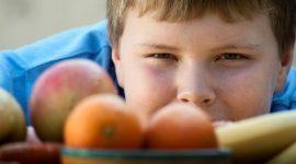 El sobrepeso entre los niños de 6 a 9 años