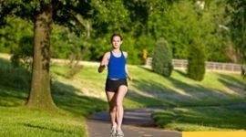 Los beneficios de correr dos horas a la semana
