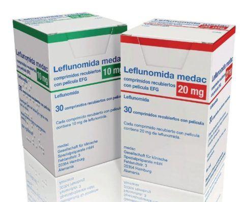 Artritis reumatoide y arava