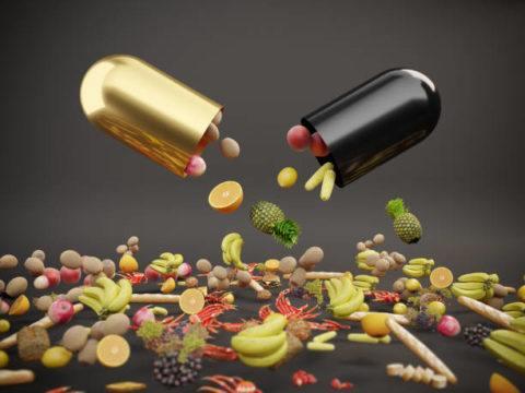 Cantidad recomendada vitaminas y minerales