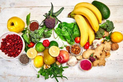 Cantidad vitaminas y minerales