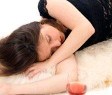¿Cómo afecta el alcohol al sueño?