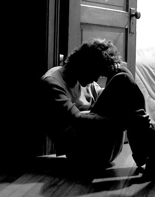 La depresión se contagia