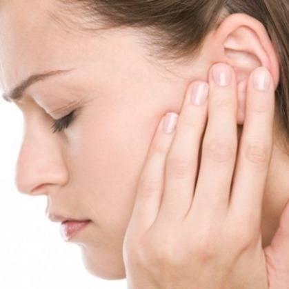 Tapón de cera en los oídos