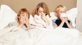 ¿Se puede disminuir el riesgo de contagio de la gripe?