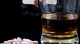 Ibuprofeno y alcohol