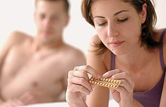 Efectos secundarios de las pastillas anticonceptivas