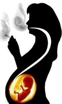 Fumar durante el embarazo aumenta el riesgo de trastorno bipolar en los hijos