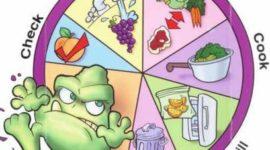 Las intoxicaciones alimentarias con resultado de muerte no son frecuentes