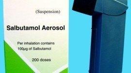 Trastornos respiratorios | Salbutamol