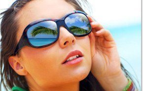 Usar correctamente las gafas de sol