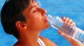 Beber agua debería ser una prioridad