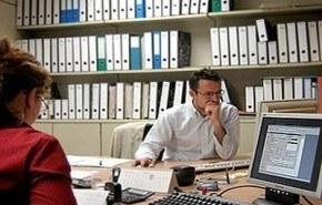 El trabajo de oficina nos hace engordar